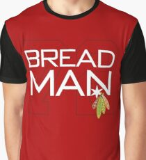 Bread Man Graphic T-Shirt