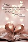 Mom's Gifts of Love & Faith (Card) by Tracy Friesen