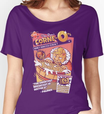 Don Corne-O's Women's Relaxed Fit T-Shirt