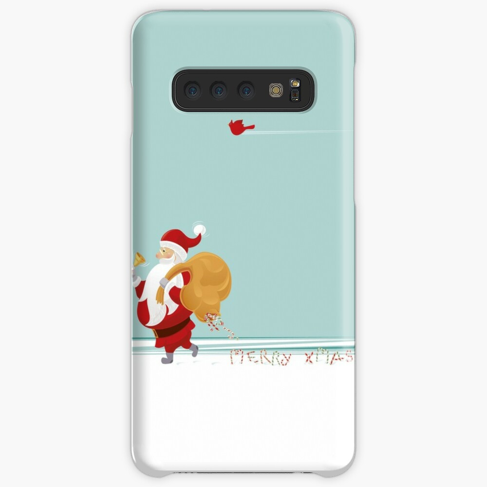 Sweet Merry Christmas Case & Skin for Samsung Galaxy