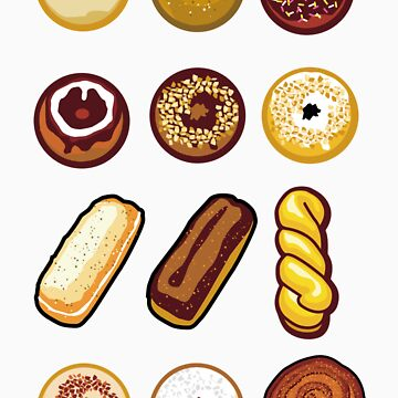 Donut Variations  by MrAparagi
