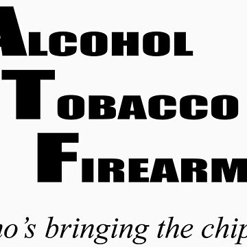 ATF Who's bringing the chips? by fsmooth