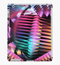 Cool abstract fractal case iPad Case/Skin