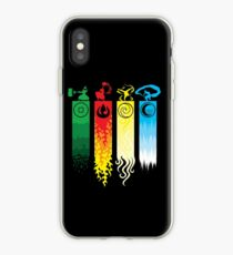 Avatar the legend of aang  iPhone Case