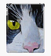 Tuxedo Cat iPad Case/Skin