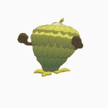 Ni No Kuni - Green Buncher by RicketySticks
