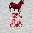 Toro - Bull - Burro VRS2 by vivendulies