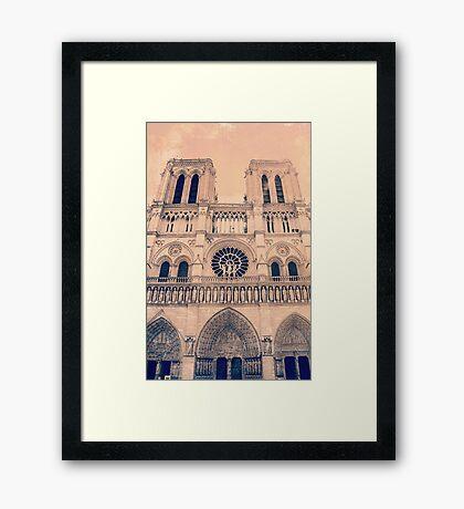 paris I Framed Print