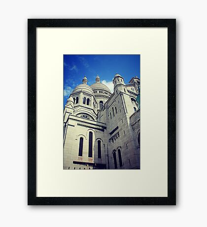 paris II Framed Print