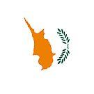 Cyprus Flag by pjwuebker