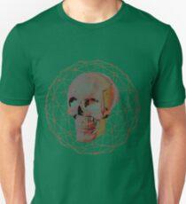 New Plexus Skull PanuDesign Unisex T-Shirt