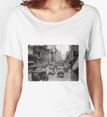 Englishman in New York Women's Relaxed Fit T-Shirt