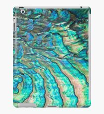Abalone Sea Shell -iphone case iPad-Hülle & Klebefolie