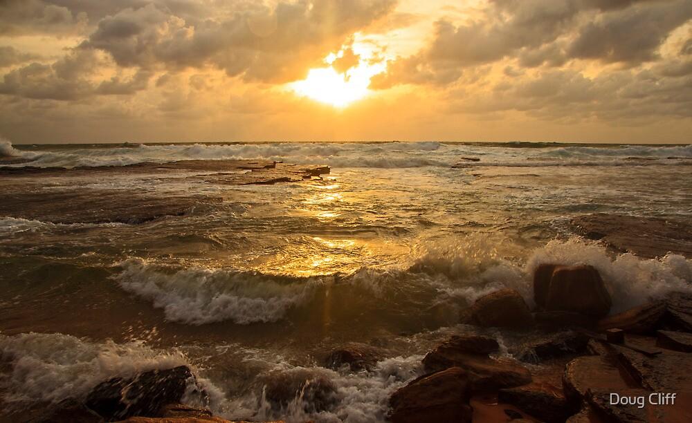 Sunrise by Doug Cliff