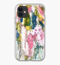 Bird Cherry Blossom iPhone Case