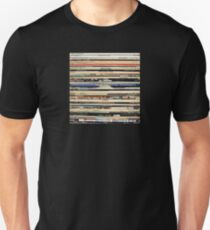 Vinyl Record Collector   Unisex T-Shirt