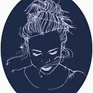Written in the Stars- Sticker by Zenith123