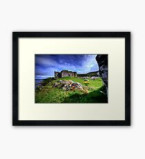 Castle Sween Framed Print