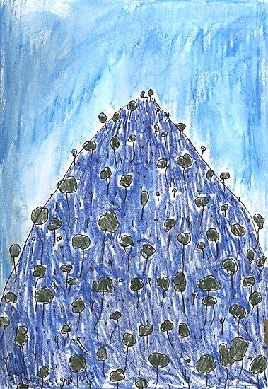 Big Hill by John Douglas
