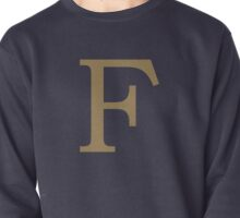 Weasley Sweater - F (All letters available!) Pullover