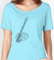 Zombie - Destroy the Brain Women's Relaxed Fit T-Shirt