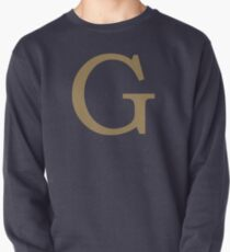 Weasley Sweater - G (All letters available!) Pullover