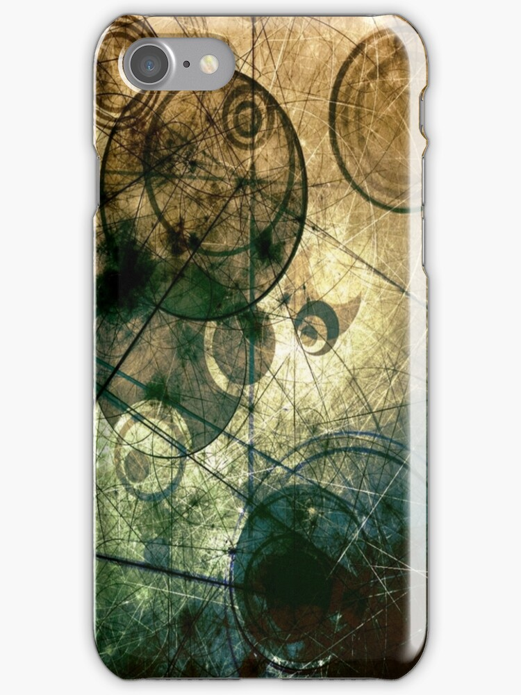 Abstract Fractal Case by Ben Wilson