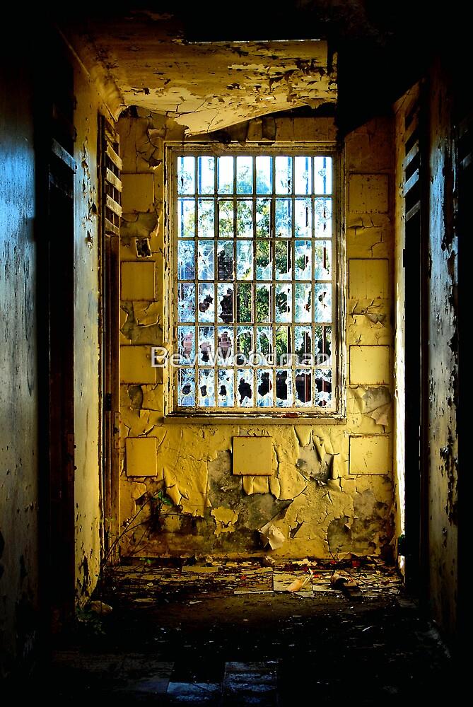 Decay - Block for the Criminally Insane - Morriset NSW Australia by Bev Woodman