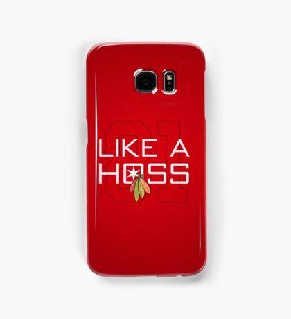 Like a Hoss Samsung Galaxy Case/Skin