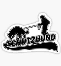 Schutzhund Tracking Sticker
