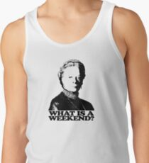 Downton Abbey What Is A Weekend Tshirt Tank Top