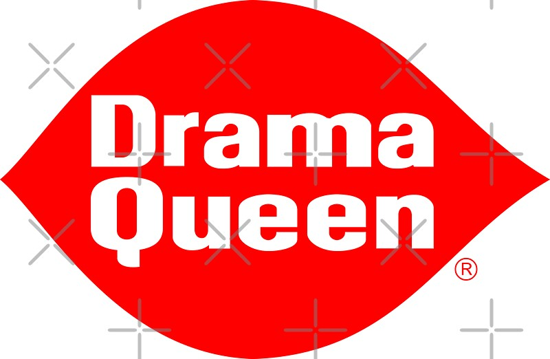 Quot Drama Queen Dairy Queen Parody Quot Greeting Cards By