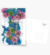 Spring Bloom Postcards