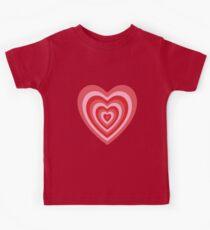 Powerpuff Girls Heart Kids Clothes