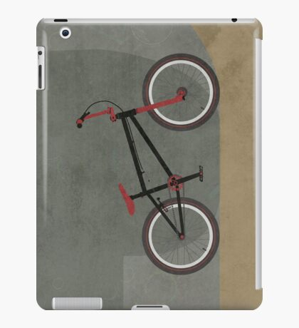 BMX Bike iPad Case/Skin