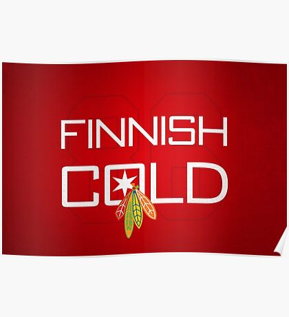 Finnish Cold Poster