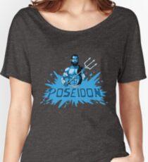 Poseidon Women's Relaxed Fit T-Shirt