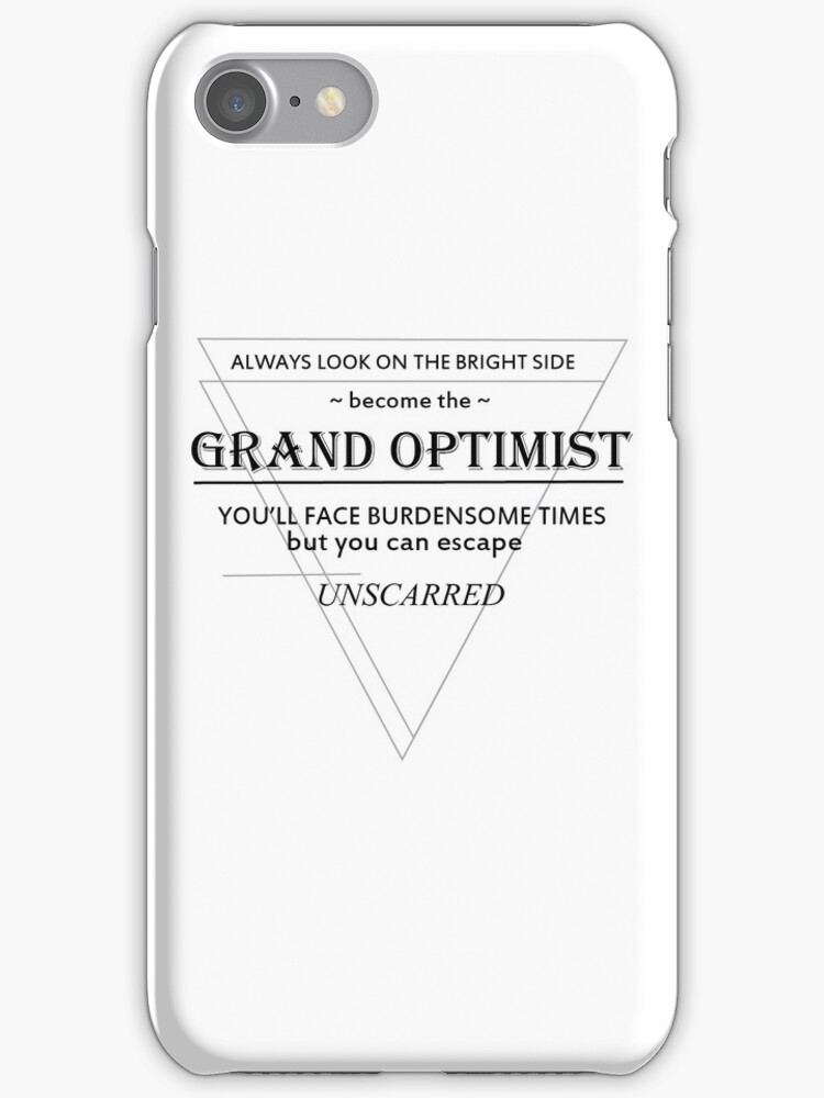 The Grand Optimist by rmadesigns