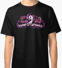 Dark Types - Faint Attacks Classic T-Shirt