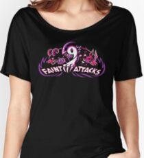 Dark Types - Faint Attacks Women's Relaxed Fit T-Shirt