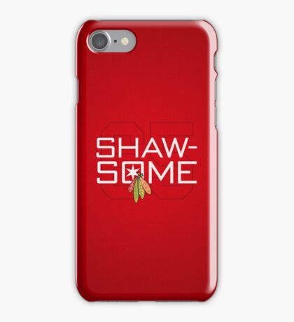 Shaw-Some iPhone Case/Skin