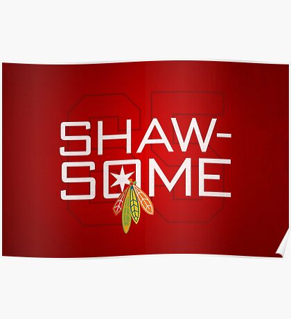 Shaw-Some Poster