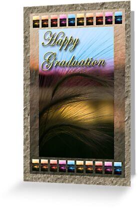 Graduation Grass Sunset by jkartlife