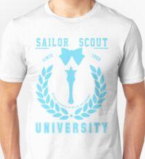 Sailor Scout University: Sailor Mercury Unisex T-Shirt