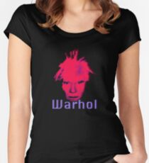 Warhol Women's Fitted Scoop T-Shirt