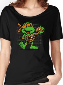 Vintage Michelangelo Women's Relaxed Fit T-Shirt