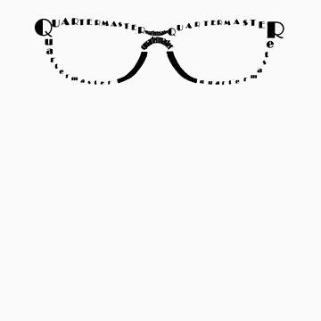 Quartermaster Glasses by SallySparrowFTW
