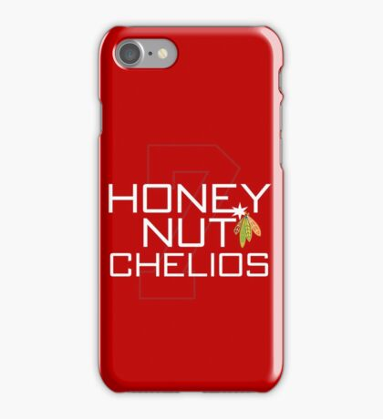 Honey Nut Chelios iPhone Case/Skin