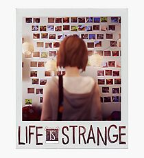 Life is strange Max Photographic Print