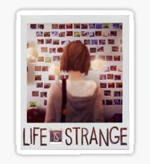 Life is strange Max Sticker